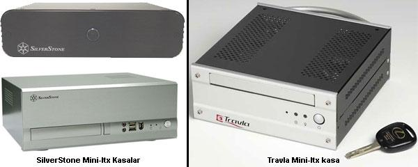 Kendi Micro PC'nizi yapın ; IBASE MB860 Mini-Itx all in one anakart