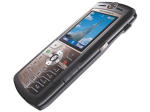 Motorola SLVR L6 ve L7; ince ve küçük telefonlardan hoşlananlara