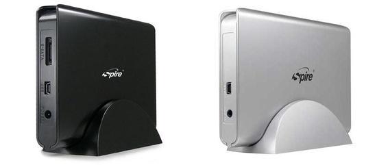 Spire HandyBook serisi sabit disk kutularını duyurdu
