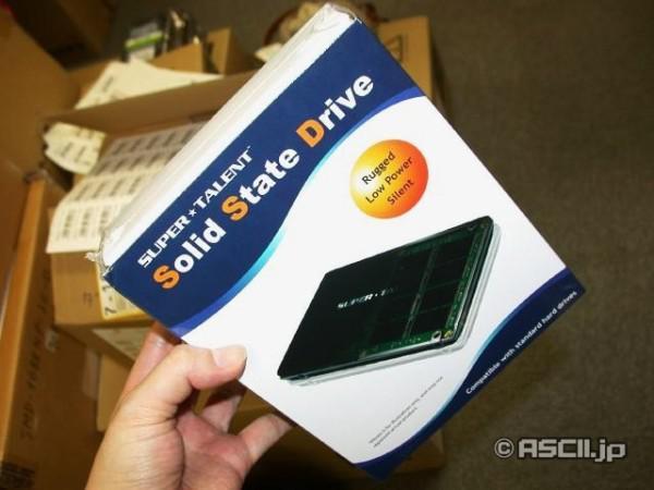 Super Talent'ın 120GB'lık SSD modeli kullanıma sunuldu