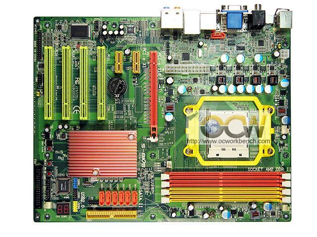SuPoX'dan MCP78PV yonga setli yeni anakart