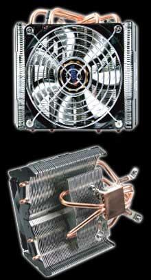 Titan'dan yeni işlemci soğutucusu: Cool Idol