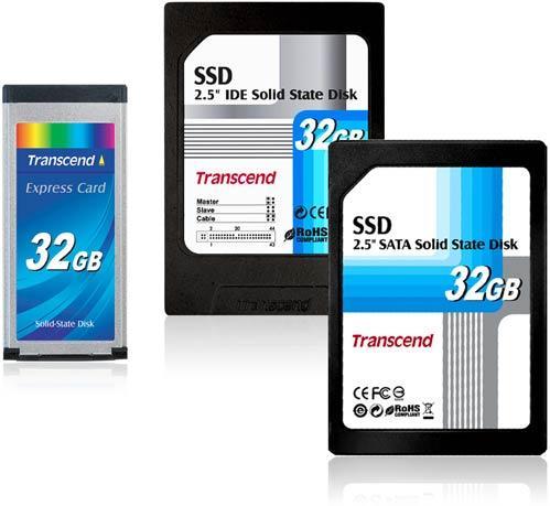 Transcend yeni SSD'lerini duyurdu