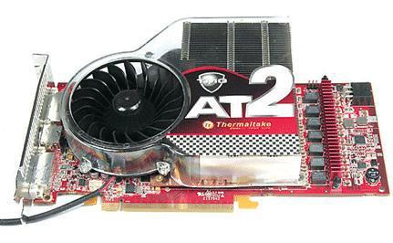 Thermaltake'den yeni ekran kartı soğutucuları; NT2, ND2, ND3 L.C.S