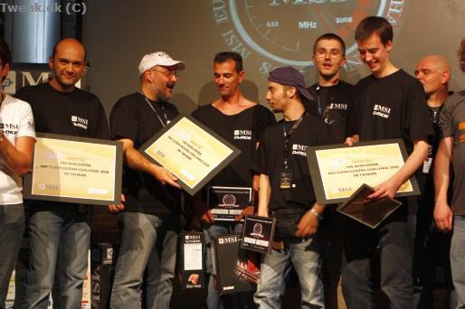 Türkiye, MSI'ın Avrupa Overclock Yarışmasında ikinci oldu
