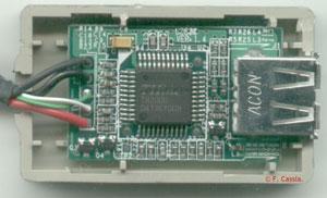 USB cihazları en uzak köşeye taşıyın ; Micro Innovations USB 2.0 repeater