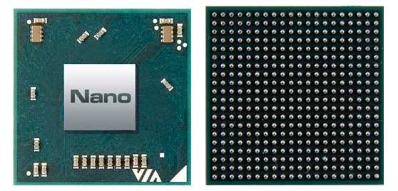HP, VIA'nın Nano işlemcilerini kullanacak