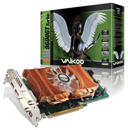 VVikoo'dan Zalman soğutmalı GeForce 9600GT Turbo