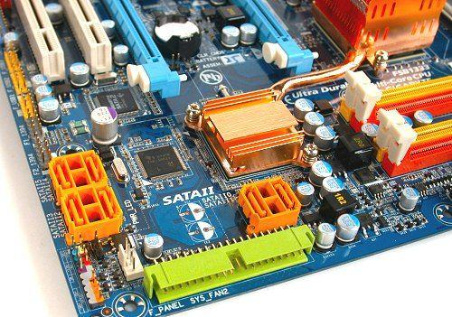 Intel'den X38 yonga seti ve Gigabyte GA-X38-DQ6