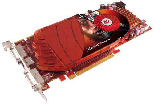 XpertVision Radeon HD 4850 ve HD 4870 modellerini duyurdu