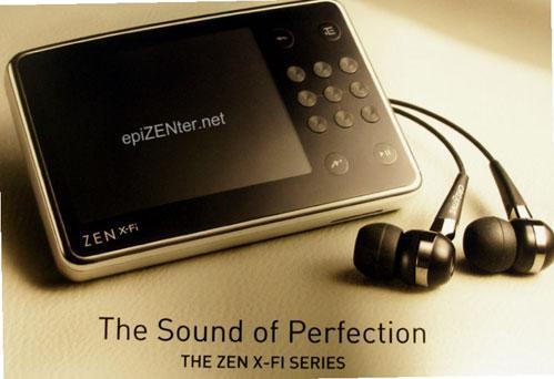 Creative'den WiFi destekli yeni taşınabilir medya oynatıcısı; Zen X-Fi