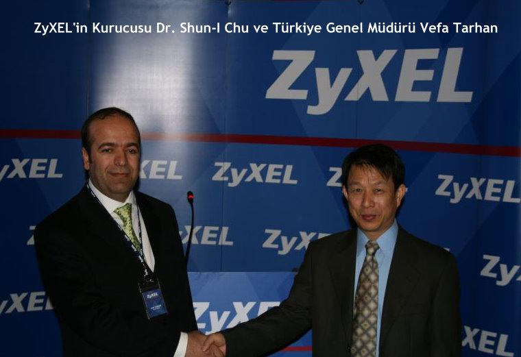 ZyXEL Türkiye operasyonlarını büyütüyor