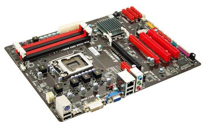 BIOSTAR H55A+ Soket 1156 Ana kartlar raflarda görünmeye başladı