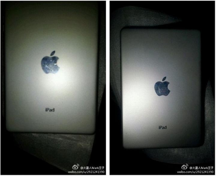 iPad Mini'ye ait olduğu iddia edilen arka kasa görselleri internete sızdı