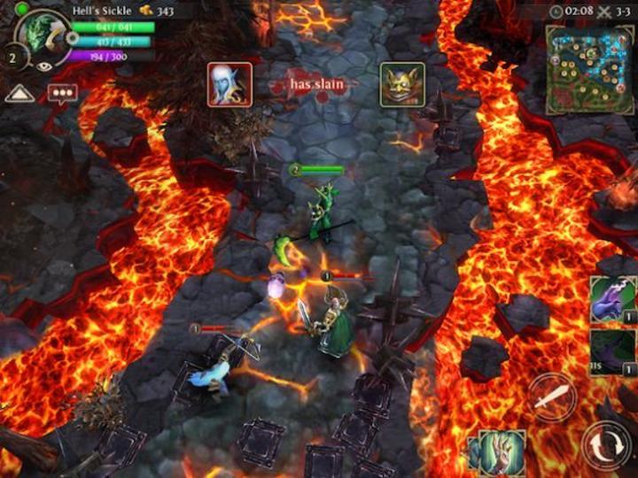 Heroes of Order & Chaos Online, Ekim ayında ücretsiz abonelik ile gelecek
