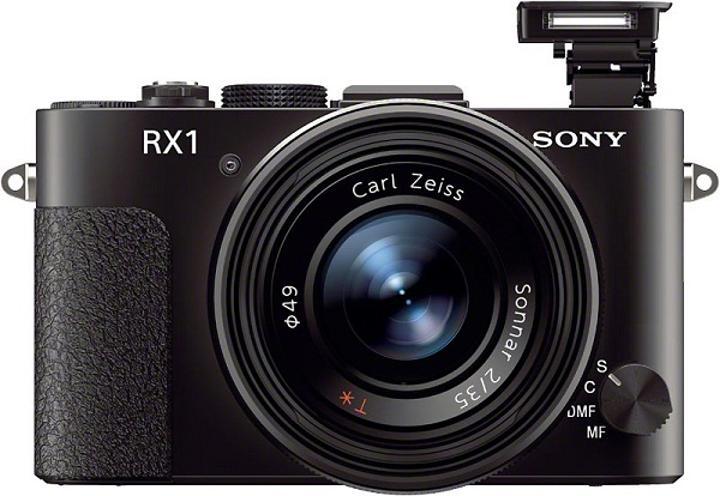 Sony, tam kare kompakt fotoğraf makinesi Cyber-shot RX1'i duyurdu