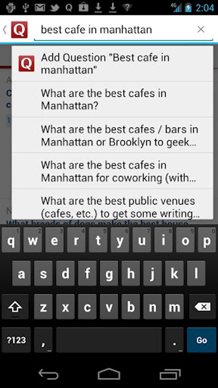 Quora, soru cevap ağlarına yeni bir örnek