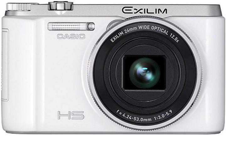 180 derece dönebilen LCD ekranı ile Casio Exilim EX-ZR1000 dijital kamera tanıtıldı