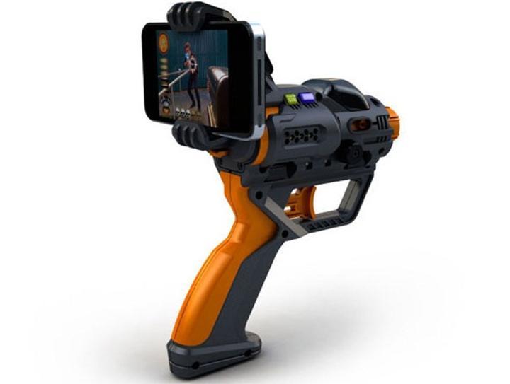 Hex3 artırılmış gerçeklik tabancası satışa sunuluyor