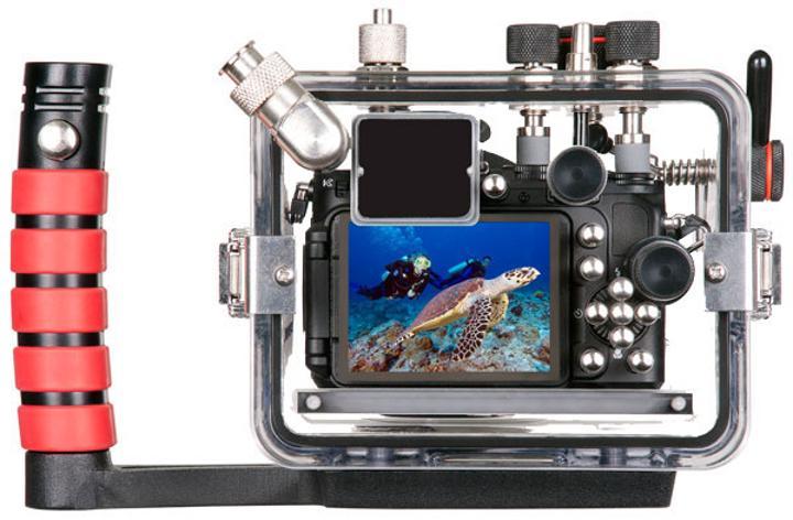 Canon S110 ve Nikon P7700 için sul altı hazneleri duyuruldu