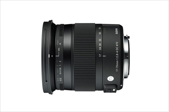 Sigma, 17-70mm F/2.8-4 DC Macro Os Hsm ve 120-300mm F/2.8 Dg Os Hsm model lenslerini duyurdu
