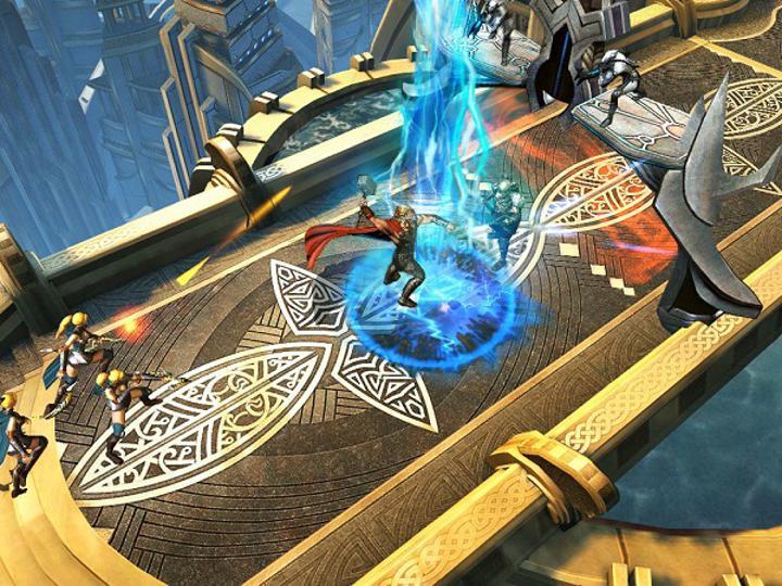 Thor: The Dark World'ün mobil oyunu Android ve iOS platformları için geliyor