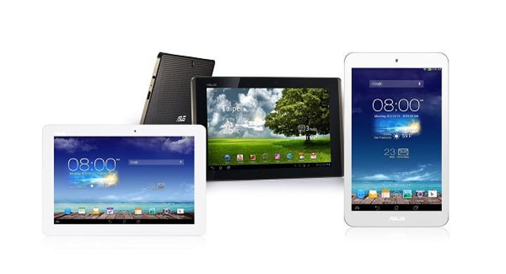 Asus yeni tablet modellerini ülkemizde satışa sundu