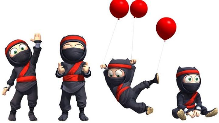 Clumsy Ninja artık Android platformunda