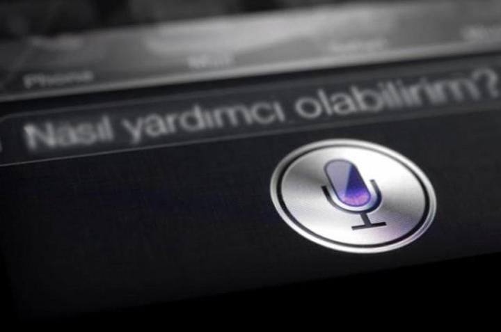 Türkçe Siri'den haber var