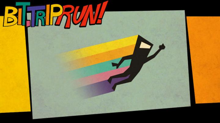 Bit. Trip Run! Appstore'da kısa bir süreliğine ücretsiz