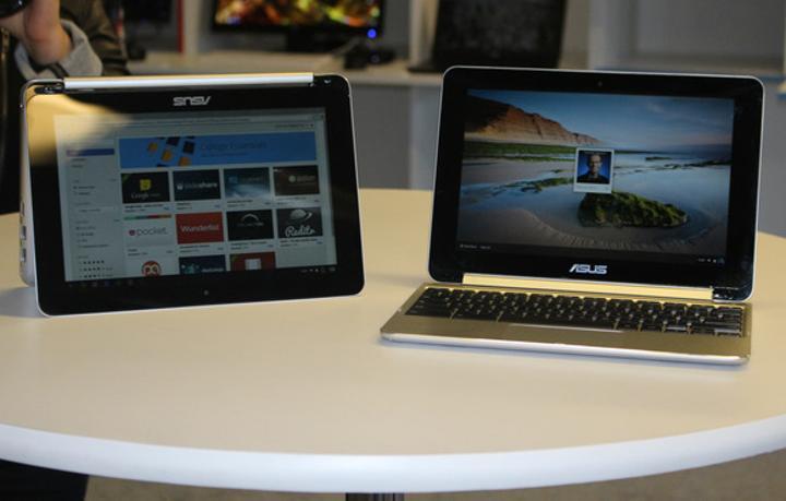 Chromebook'lara yeni bir bakış açısı : Chromebook Flip