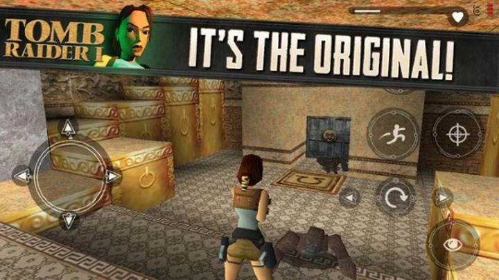 Tomb Raider efsanesi Android platformuna da geldi