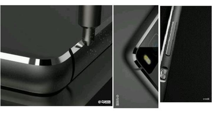 Huawei P8'in görselleri sızdırılmaya devam ediyor