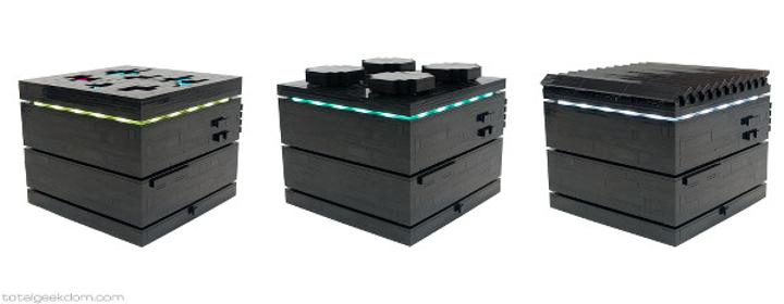 Legolardan bilgisayar : Lego Computer