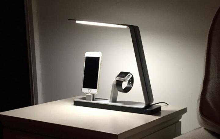 MiTagg NuDock, iPhone ve Apple Watch akıllı saatinizi birlikte şarj edebiliyor