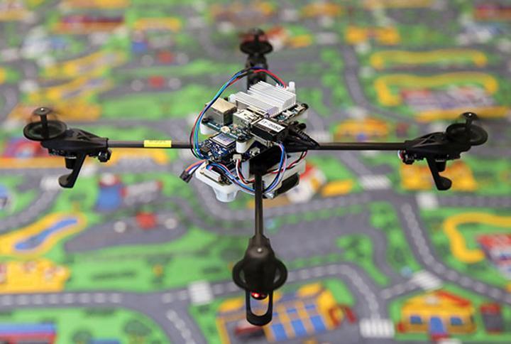 İnsansız hava araçlarının güveliği için çalışmalar devam ediyor