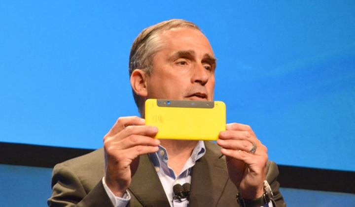 Intel RealSense teknolojisi akıllı telefonlara geliyor