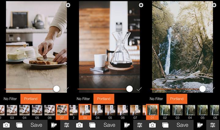 Fotoğraf odaklı iOS uygulaması Analog Portland ücretsiz yapıldı