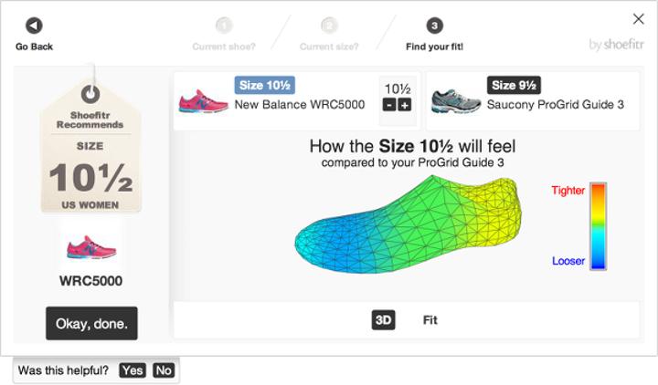 Amazon gelişmiş ayakkabı analizi yapan Shoefitr girişimini satın alıyor