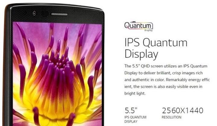 İşte karşınızda önemli detaylarıyla LG G4