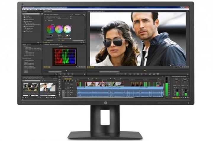HP'den yeni 31.5-inç'lik Ultra HD ve çerçevesiz monitör modelleri