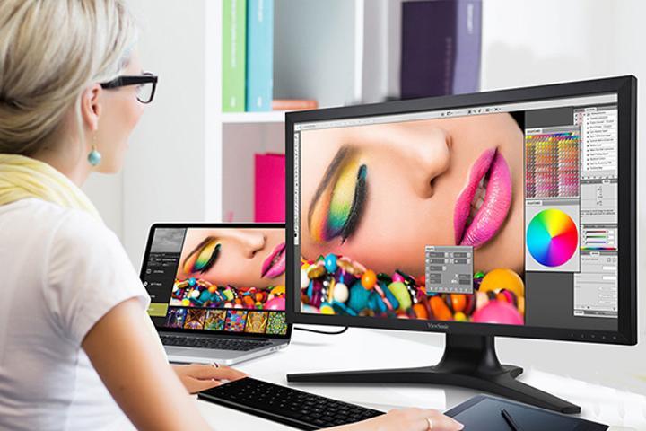ViewSonic, ürün gamına yeni Ultra HD monitörü VP2780-4K'yı ekledi