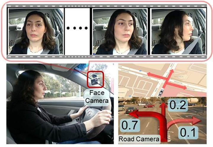 Geliştirilen yeni otomobil güvenlik sistemi, sürücüsünü izleyerek hataların önüne geçmeyi hedefliyor