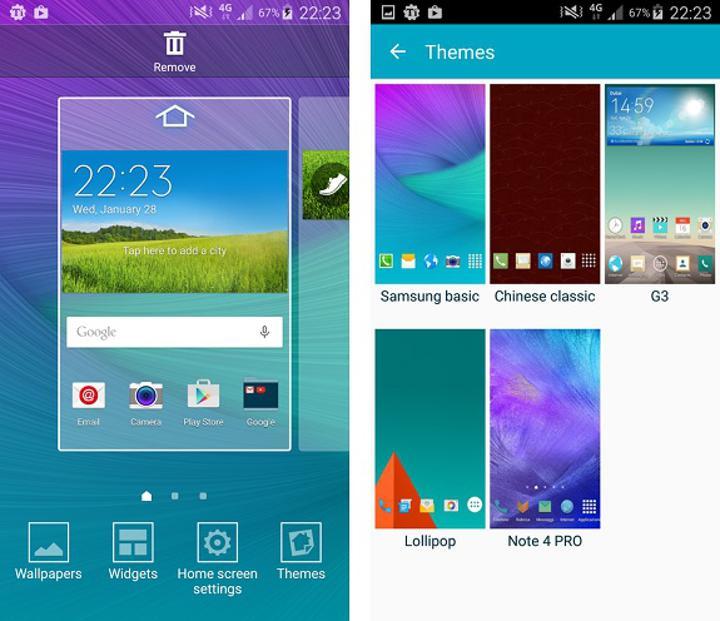 Samsung tema mağazasını tasarımcılara açıyor