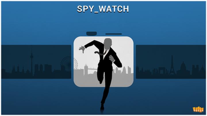 Apple Watch ile ajan heyecanına hazır olun