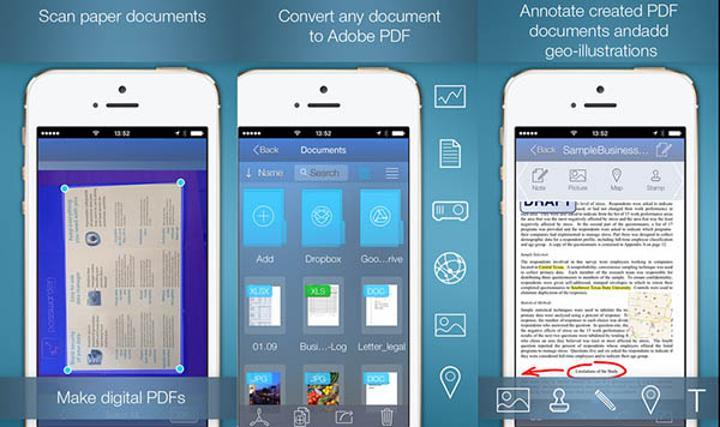 iOS için hazırlanan PDF PROvider, uzun bir aradan sonra yeniden ücretsiz