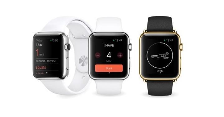 Apple Watch için spor uygulaması Misfit Minute yayınlandı