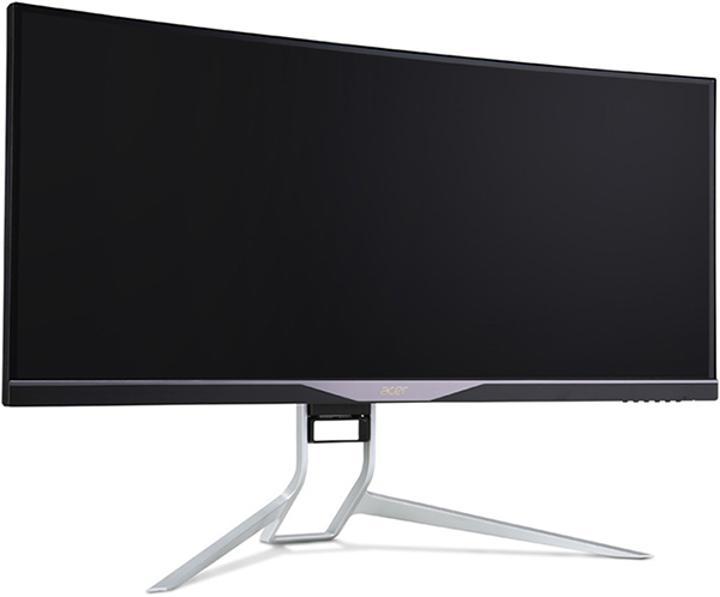Acer'den Nvidia G-Sync destekli 34-inç kavisli monitör: XR341CKA
