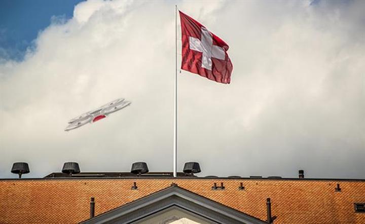 İsviçre drone ile posta teslimatına bu yaz başlıyor