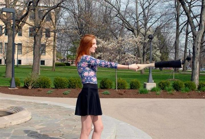 Özçekim çubuklarına ilginç bir yaklaşım : Selfie kolu